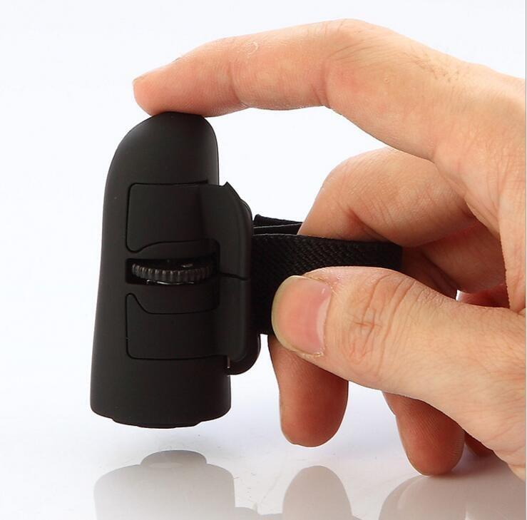 2.4G無線滑鼠 創意無線手指懶人滑鼠 電腦手機平板指環迷你無線滑鼠 藍牙滑鼠 光電滑鼠17730