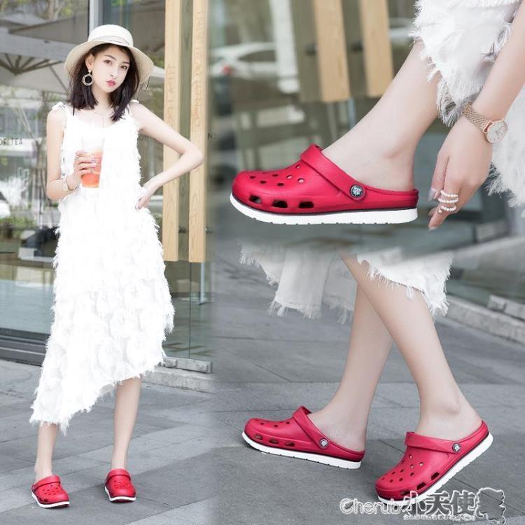 999小舖婚禮鞋 女鞋花朵婚鞋紅色新娘鞋細跟淺口高跟百搭舞蹈鞋