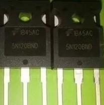 [二手拆機][含稅]進口拆機 5N120BND 5N120 5A1200V大功率