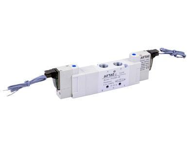 亞德客AIRTAC 原裝 電磁閥5V320-10 空氣流量比4V320-10大 且 更省電