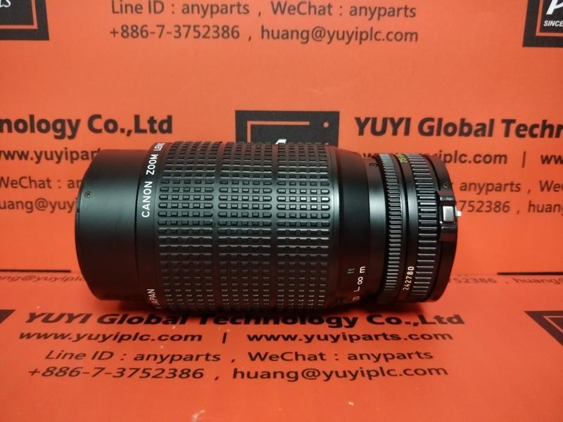 CANON FD ZOOM 75-200mm 1:4.5 MACRO  Macro Camera Lens