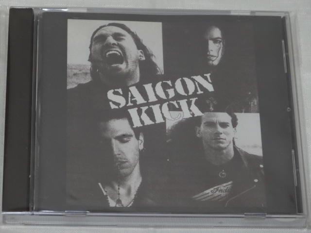[老學校音樂館] Saigon Kick 同名專輯 美版 首印