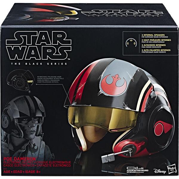 [東京鐵]美版 孩之寶 星際大戰 波戴姆倫頭盔1:1 美國直送---我們最便宜
