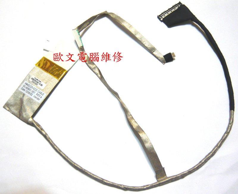 歐文~全新 宏碁 acer Aspire AS 4551 4551G 4741 4741G D640 50.4GW01.001 50.4GW01.013排線 屏線 螢幕排線 高壓排線 面板排線