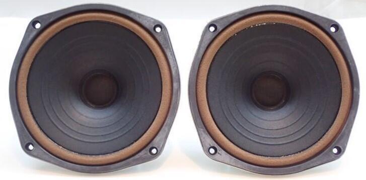 Diatone P-610MB 6.5吋 全音域單體 1  對 (幾乎全新)