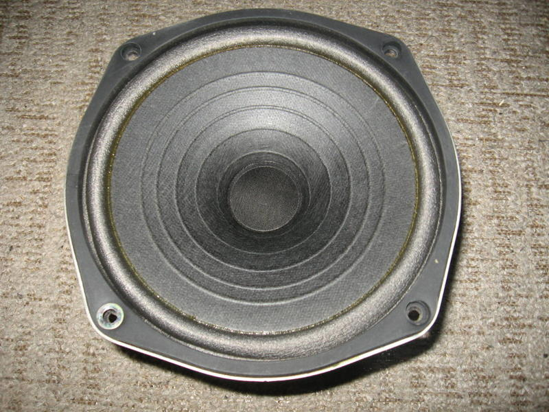 Diatone P-610DB 6.5吋全音域喇叭單體一對 (有瑕疵))