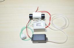 400mg臭氧機產生器AC 220V+3L氣幫浦+臭氧管DIY全套配件【SD-11】