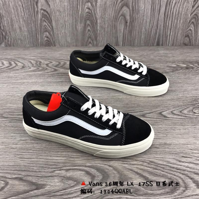 Vans Vault OG Style 36周年 LX Marshmallow 17SS休閑鞋 男鞋女鞋 時尚潮流 百搭