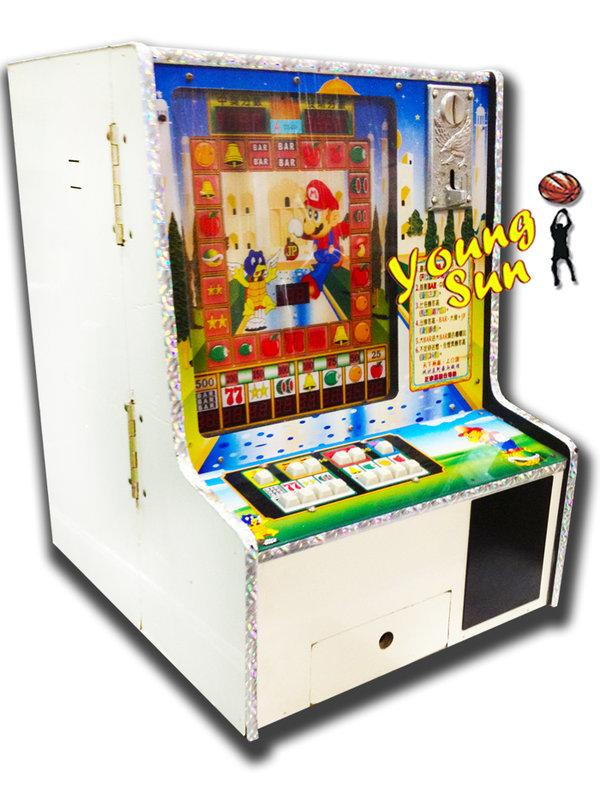 小瑪莉麻仔檯 麻子檯 復古小瑪莉 水果盤 瑪莉台 瑪莉機 小瑪莉Bar台 遊戲機台買賣