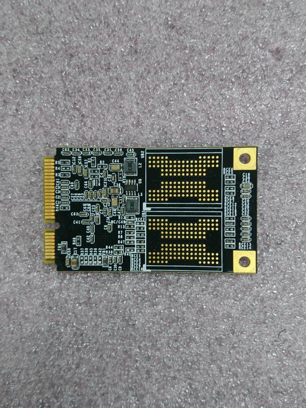 (免運掛號寄送) KingSpec (金胜维) ACSC4M120mSA mSATA SSD 120GB