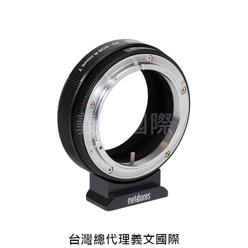 Metabones專賣店:Canon FD Lens to Canon EFR Mount T Adapter (EOS R)(EOS RP/Canon/FD/轉接環)