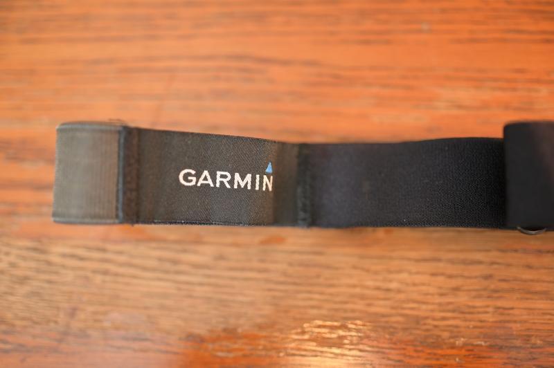 GARMIN 心率感測器組(軟式)心跳帶