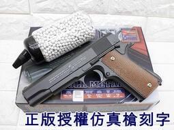 2館 CYBERGUN M1911 全金屬 空氣槍 ( BB槍COLT 45手槍柯特 1911 玩具槍短槍模型槍PUBG