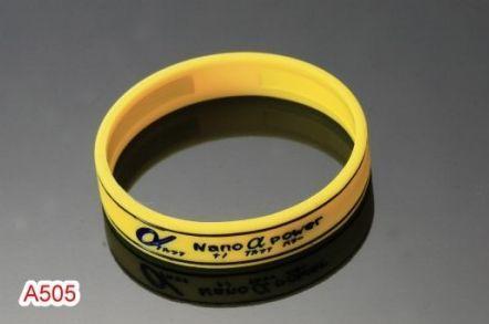 【運動風】【酷型潮流】運動鈦! 個性手環手圈 A505 nano a power