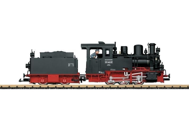 現貨 LGB 24267 G規 RuBB 數位音效冒煙蒸氣車