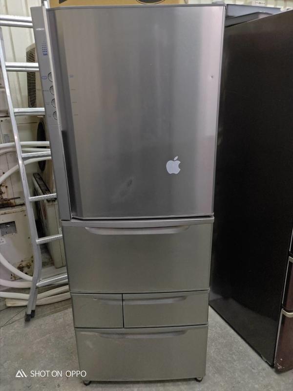 全誠家電---中古日立(462L)變頻五門冰箱.電視.冰箱.洗衣機.乾衣機.除濕機.冷氣專業師傅維修.回收買賣交換
