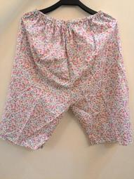【瑞仁行】MIT台灣製 - 棉質老人睡褲女款 [七分褲] 鬆緊帶款 120元 | 老人睡褲