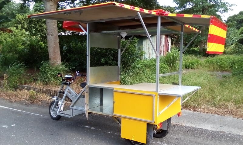 人力/電動攤車、人力/電動餐車、人力/電動三輪車、電動四輪車---飯糰車