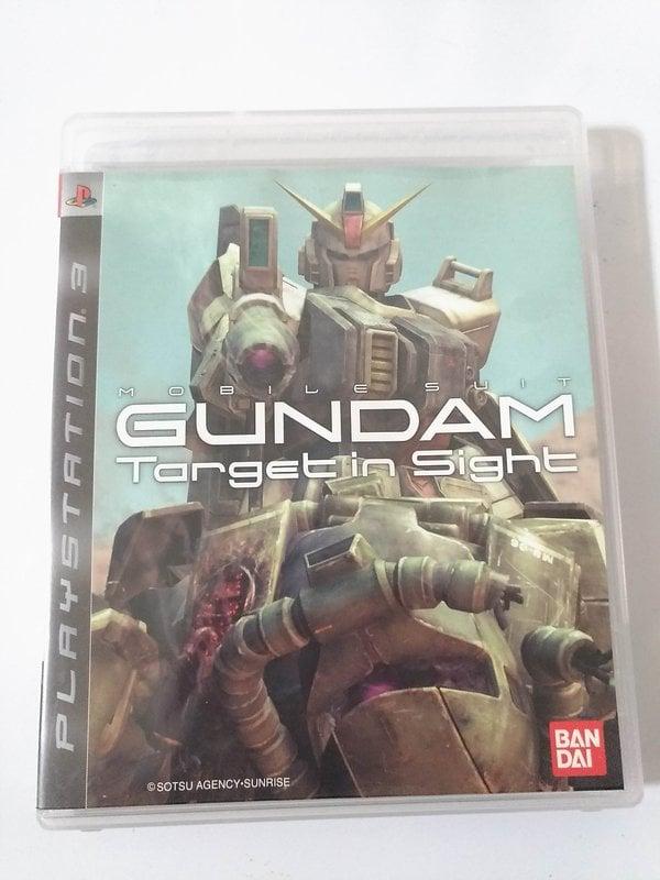 (兩件免運)(二手) PS3 機動戰士鋼彈 鎖定目標 日文版