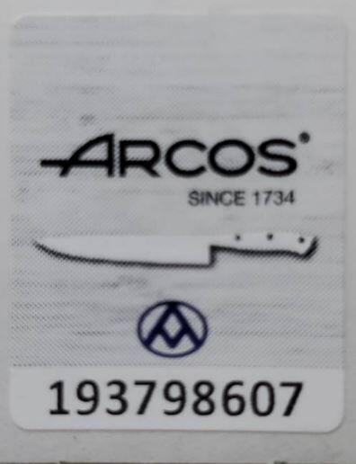 2020 全聯點數 西班牙ARCOS名刀 (1點/1元)