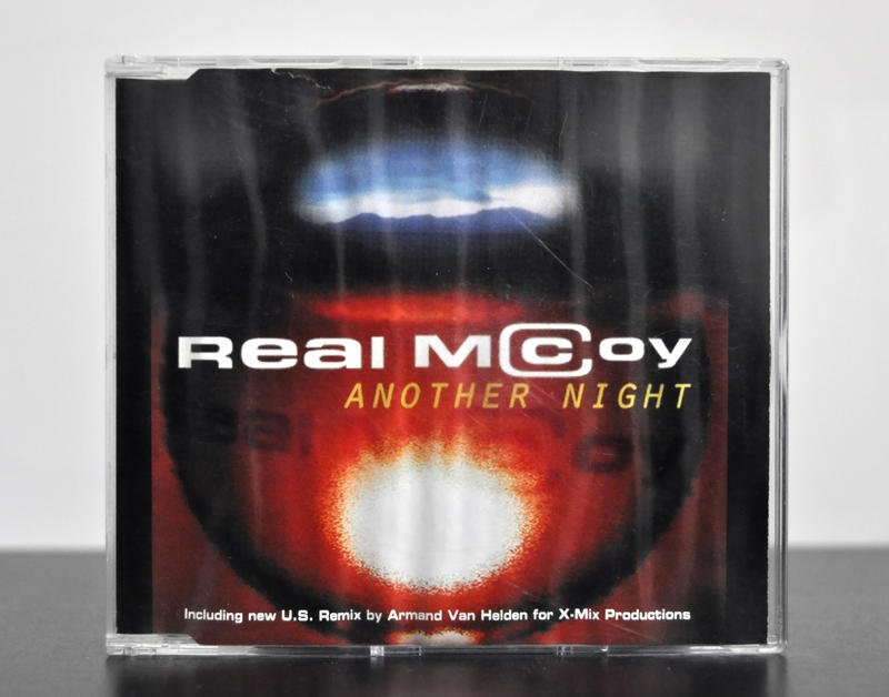 Real MCoy [Another Night] 單曲CD