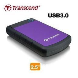 《SUNLINK》TRANSCEND 25H3P 2TB 2T 創見 2.5吋 USB 3.0 行動硬碟