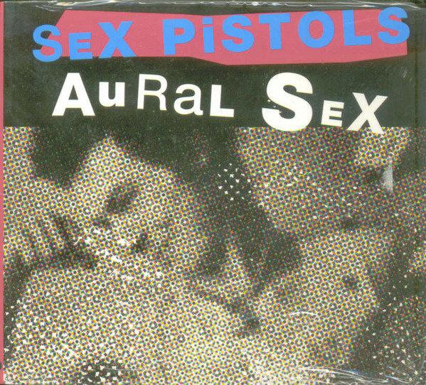 *龐克PUNK音樂,【The Sex Pistols】,【Aural Sex】/全新進口/Book+CD