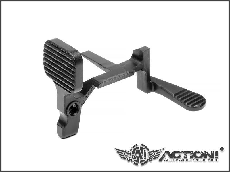 【ACTION!】VFC - HK416A5 GBB氣動槍專用零件《鋼製槍機卡榫/槍機釋放鈕》《現貨》