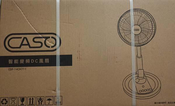 禾聯碩 直流變頻 CASO14吋DC風扇CDF-14CH711