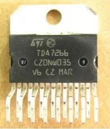 [二手拆機][含稅]TDA7266 音訊功放IC