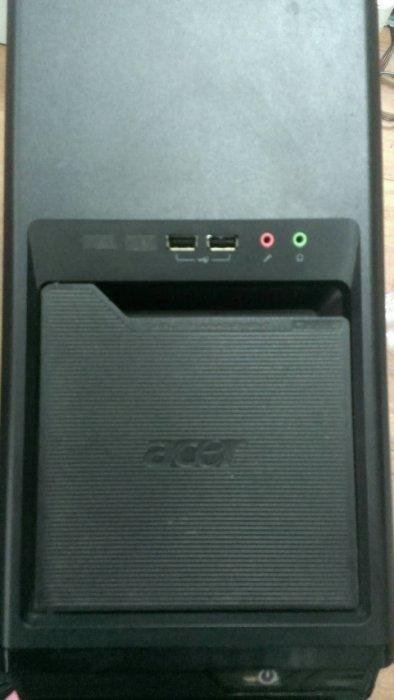 【光華維修中心】ACER 二手機殼 (內附SATA DVD) 售出不退~C4