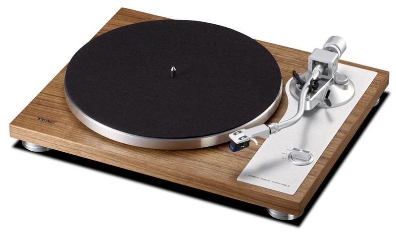 【Little Sound】TEAC TN-4D 直驅式馬達黑膠唱盤