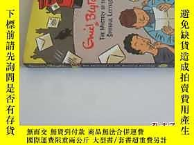 古文物英文原版罕見The Mystery of the Spiteful Letters (Mysteries Seri
