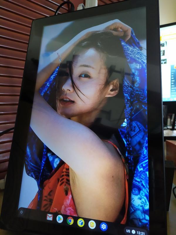 樹莓派  chromebox可用 轉賣13.3寸 電容觸控  13.3inch HDMI LCD (H) (帶外殼)V2