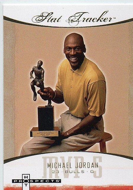 [SAMC] Michael Jordan 07-08 Hot Prospects Stat Tracker