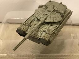 1/144 N 規 海洋堂 takara wtm 6 世界戰車博物館 蘇聯俄羅斯未來戰車T95 黑鷹單色隱藏版
