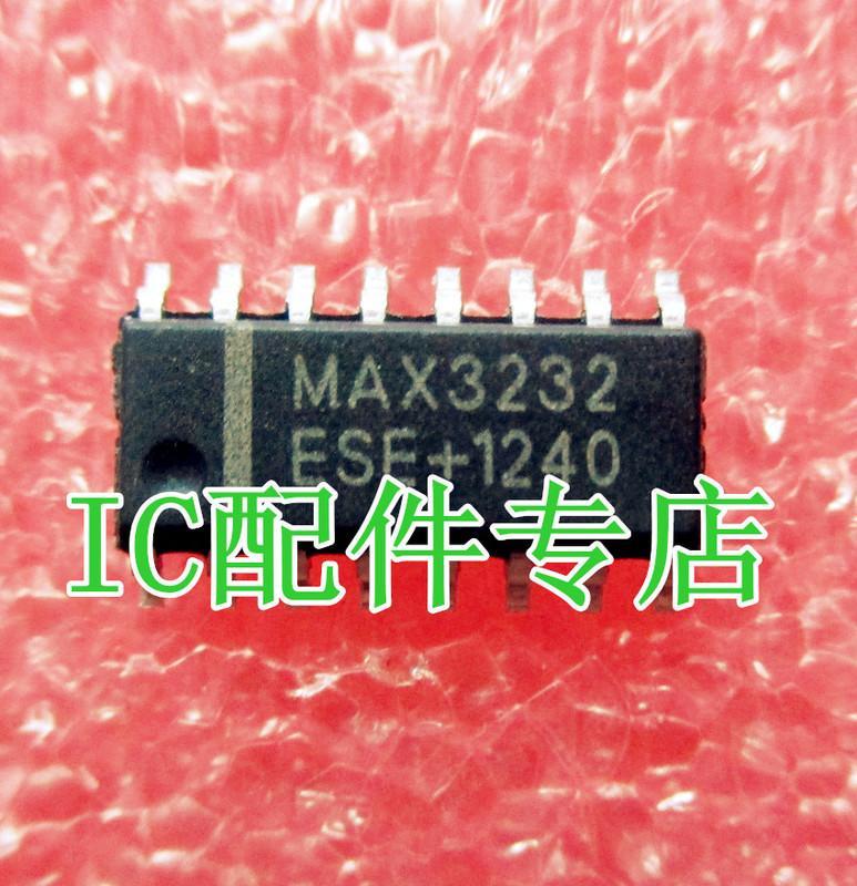 [二手拆機][含稅]MAX3232CSE MAX3232ESE 拆機二手RS-232介面晶片
