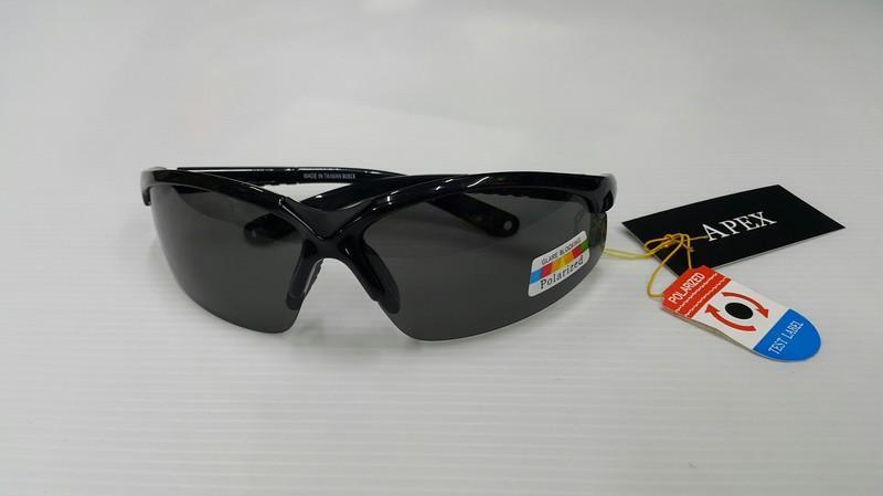 【時代體育】APEX  偏光太陽眼鏡 #908