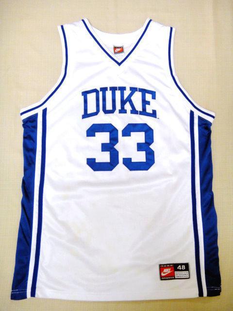 best service 5525e 737d8 *NBA Jersey* Grant Hill 希爾 球員版 AU Nike 杜克 DUKE 大學 NCAA 48