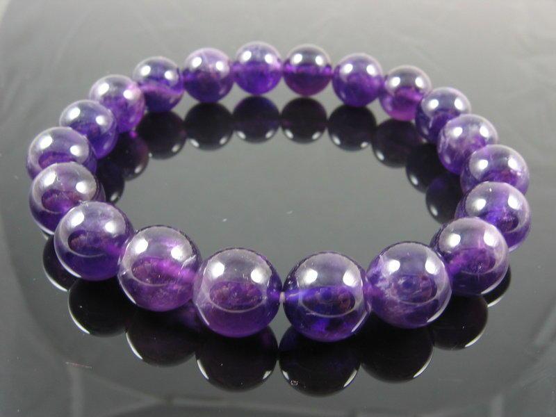 紫水晶手鍊-已請老師淨化加持