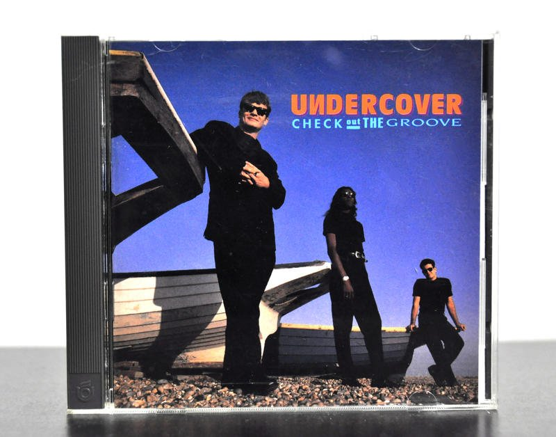 Undercover [Check Out The Groove] CD