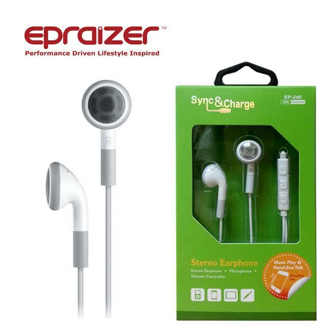 Sync & Charge 入耳式 iphone 相容耳機(EP240)