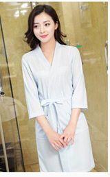 『小管毛浴巾』夏天必備-薄款精緻浴袍.新版型美&柔軟舒適又好穿
