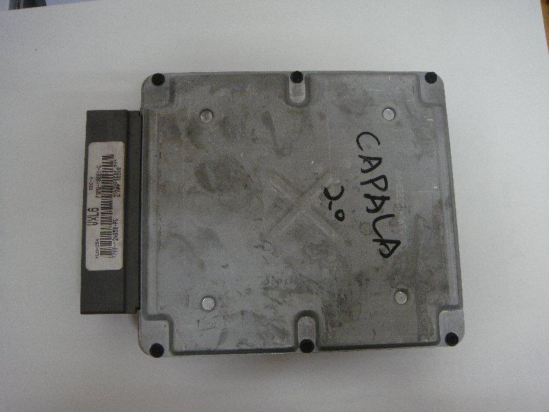 坎培拉 2.0引擎電腦