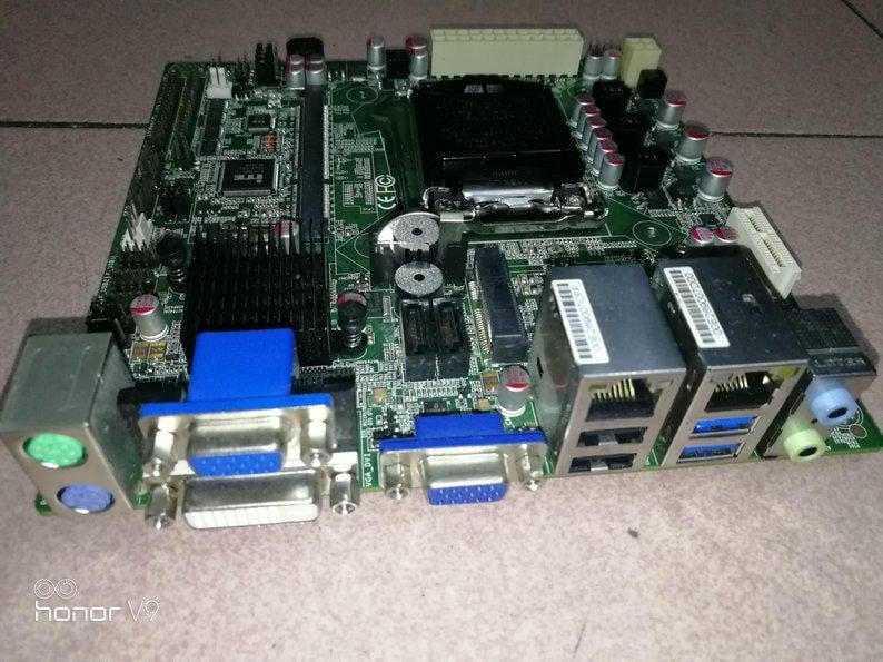 詢價:工業工控 JX8M10 EC-8160 ITX 17*17 H81主機板 雙VGA 雙網 10*COM