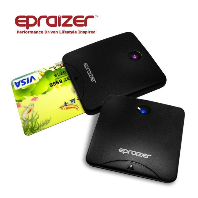 隨插即用WIN7 / 8免驅動 Epraizer ATM Smart 晶片讀卡機 SC-105 轉帳免排隊.攜帶方便