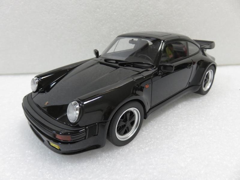 宗鑫貿易 GT SPIRIT GT178 Porsche 911 Turbo S (930) 黑色