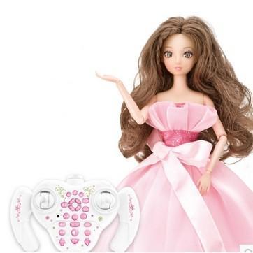 炫舞公主會說話的娃娃智慧對話模擬巴比娃娃兒童玩具洋娃娃女孩(限宅配)