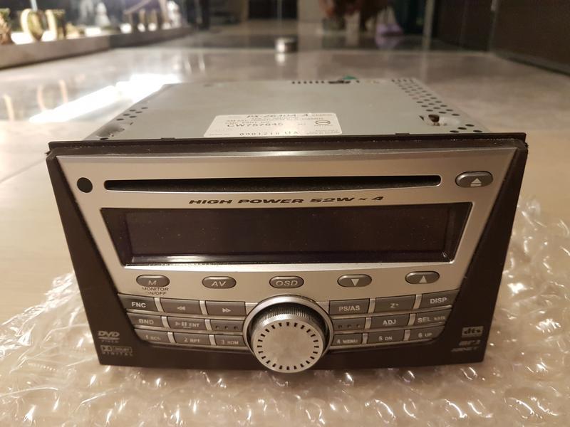 三菱 ZINGER 2006 勁哥 Clarion 汽車音響專用 PX-2630A-A 電源喇叭線 公頭 母頭