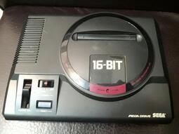 Sega 第五世代主機 Mega grive MD 一代